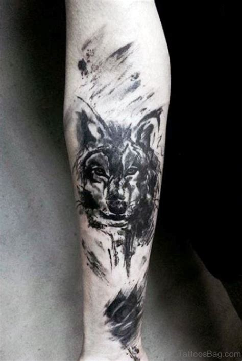 80 Superb Alpha Wolf Tattoos For Men Wolf Tattoos For
