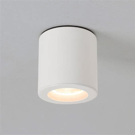 astro lighting 7176 kos led contemporary white flush