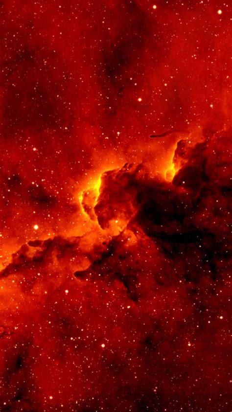 iphone wallpaper hd nebula red nebula wallpaper free iphone wallpapers