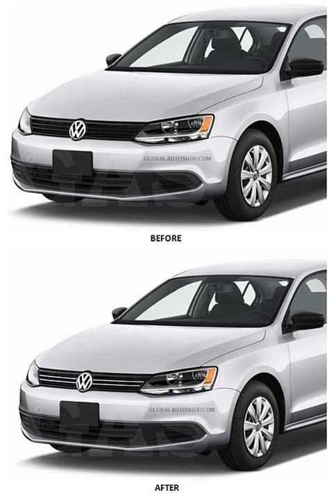 Volkswagen Jetta Passat Golf Touareg Cc Tiguan Chrome