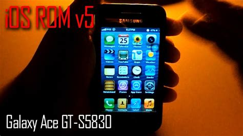 galaxy s5 rom for doodle 2 ios rom v5 for galaxy ace gt s5830 only