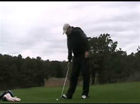 right sided golf swing instruction right sided swing with billy bondaruk 7 irons mpg golf