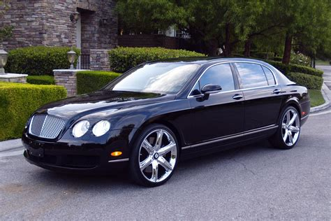 bentley sedan 2007 bentley flying spur sedan 187338