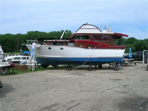 steel clipper boat 1961 inland seas steel clipper