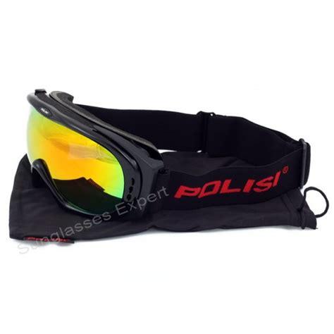 Polisi Polarized Skiing Snowboarding Motocross Goggles