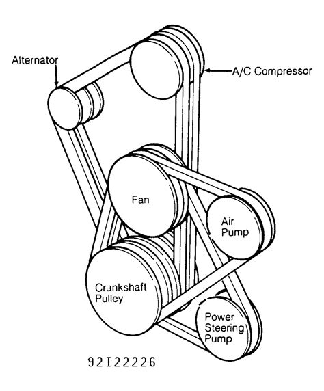 dayco belt diagram dayco belt routing diagrams vehicle belt diagrams