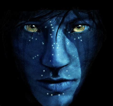 Avatar Petir turns himself into one of cameron s avatars