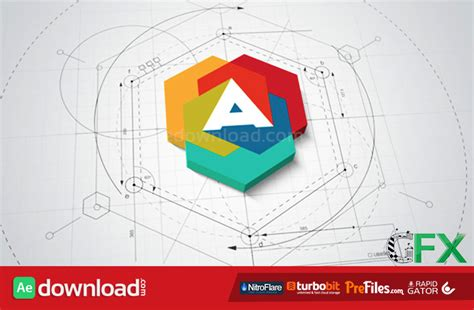 architect logo reveal videohive free download free