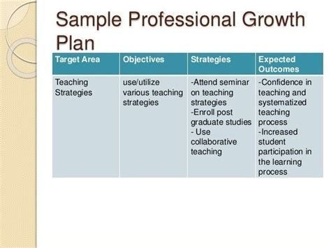 template for business expansion plan sles and exles of professional growth plan for