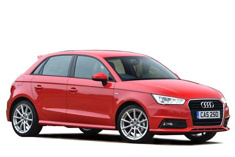 Audi A1 Sportback Rot by Cars Pictures