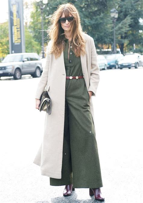 7 Ways To Wear The Utility Trend by How To Wear A Utility Jumpsuit Whowhatwear Au