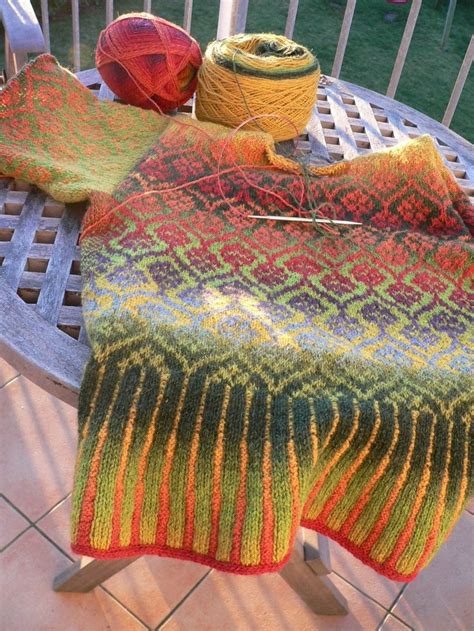 knitting fair isle fair isle knitting kauni knitting fair isle aade