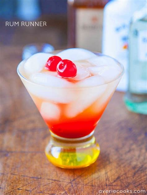 1000 ideas about rum runner recipe on pinterest rum pineapple juice and frozen cocktails
