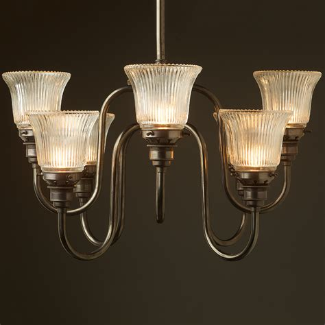 chandelier bulb shades 8 bulb holophane shade chandelier