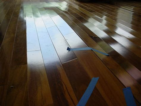 hardwood expansion in humid weather flooring