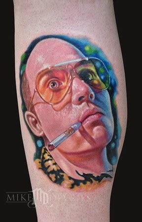 grav3yardgirl johnny depp tattoo johnny depp tattoo by mike devries tattoos