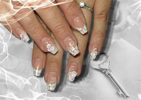Modele Ongle Pour Mariage by Ongles Pour Un Mariage