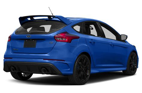 ford focus 2017 hatchback new 2017 ford focus rs price photos reviews safety