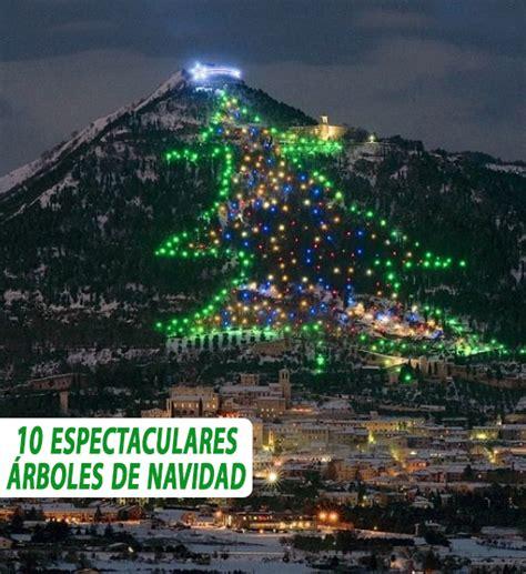 10 espectaculares 225 rboles de navidad de todo el mundo
