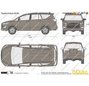 The Blueprintscom  Vector Drawing Toyota Innova