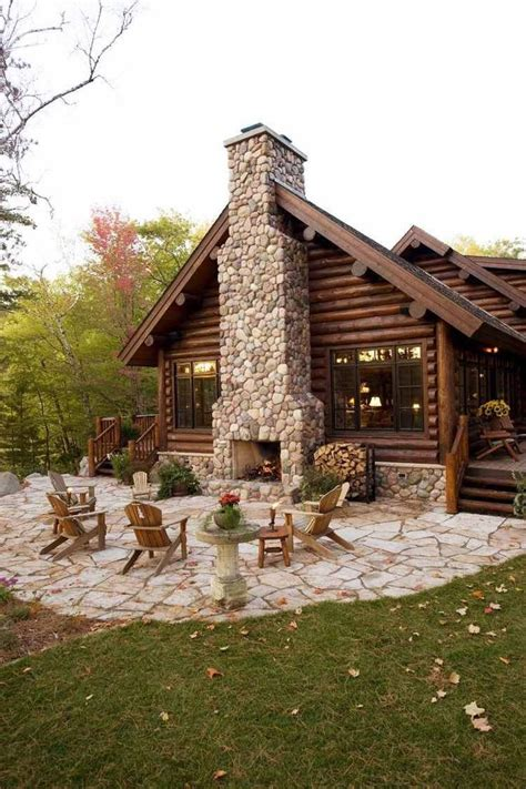 25 best ideas about log home decorating on