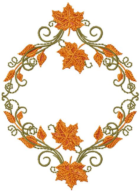 pattern motifs design fall motifs