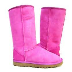 Think pretty n pink pink uggs
