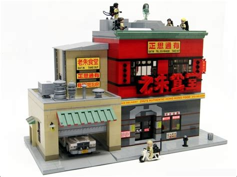 lego ghostbusters house fan built lego ghostbusters set should haunt everybody s house nerdist
