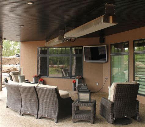 Heating A Garage In Winter by Patioheaterusa Outdoor Heaters Patio Heaters