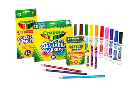 amazon book coupon black friday today s deal of the day crayola core pack for back to