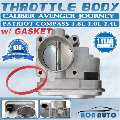 electronic throttle control 2011 jeep patriot on board diagnostic system throttle body dodge jeep chrysler 200 1 8l 2 0l 2 4l compass caliber 04891735ac ebay