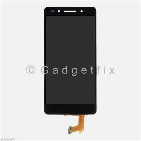 Lcd Lenovo K900 Touchscreen Black Original Oem 100 us black huawei honor 7 touch digitizer glass lcd display assembly repair parts 371566980463