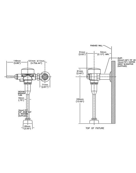 commercial toilet parts diagram commercial toilet flush valve wireing diagram 45 wiring