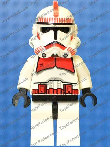 Lego Minifigure Clone Trooper Ep3 Shock Trooper Part Out Set 7655 lego 7655 clone troopers battle pack set parts inventory and lego reference guide
