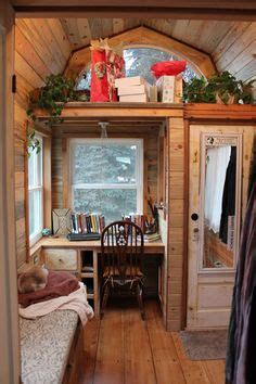 the 130 square foot quot fencl quot tiny house being pulled by a college grad couple live simply in 170 sq ft tiny home