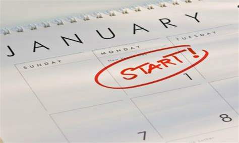 new year goal setting 10 creative marketing ideas to promote without going