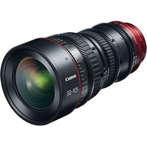 cineplex zoom canon cn e30 105mm t2 8 l s telephoto cinema zoom lens