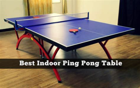 indoor outdoor ping pong table reviews 5 best indoor ping pong table reviews 2018 table tennis