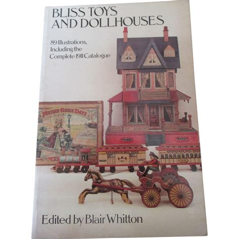 r bliss dollhouse bliss toys and dollhouses book from nostalgicimages on