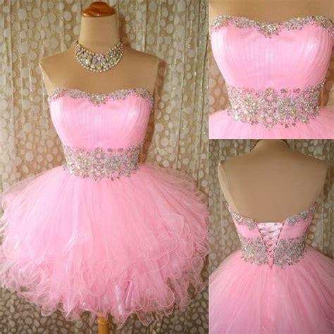 Carset 3 In Hug Flower Dress Hotpink custom made prom dresses formal dresses