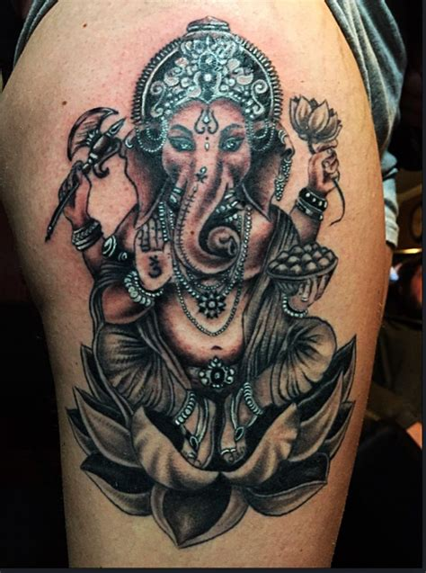 ganesh elephant tattoo designs best 25 ganesha tattoo ideas on pinterest ganesha