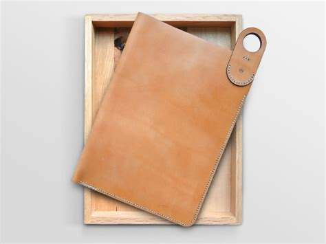 Handmade Leather Accessories - one of a handmade leather accessories design milk