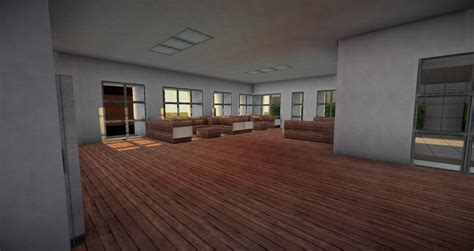 Minecraft Office Interior by Modern Office Building Minecraft Project