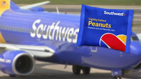southwest is nixing peanuts on all flights citing allergies nbc chicago