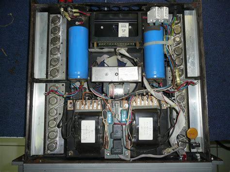 Power Lifier Crown Macro Tech crown macro tech 2401 image 912794 audiofanzine