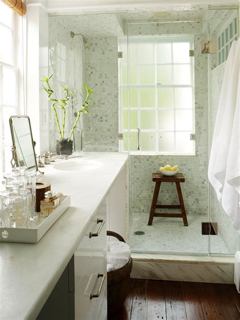 bhg bathrooms in the shower