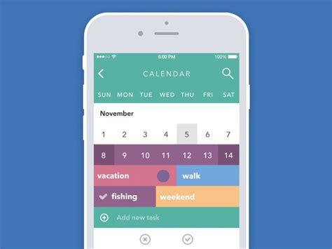 design calendar app 3734 best images about ui ux on pinterest ui design