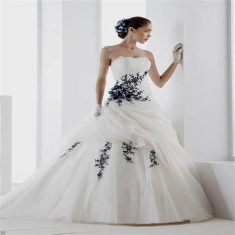 Black And White Princess Wedding Dresses Naf Dresses