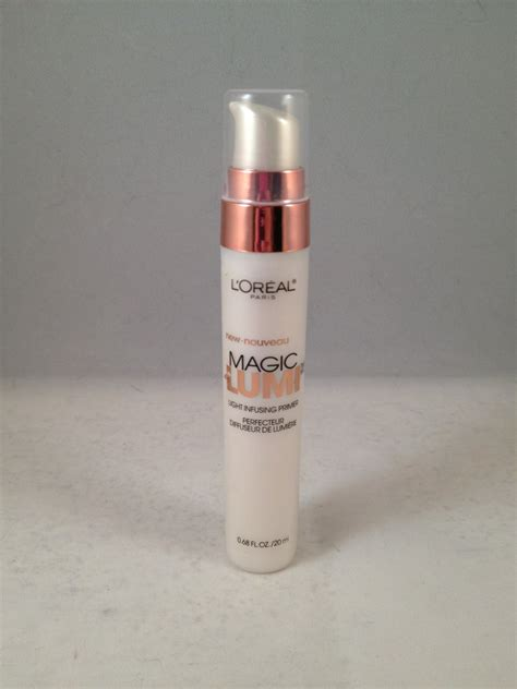L Oreal Magic Lumi Primer l oreal studio secrets magic lumi light infusing primer