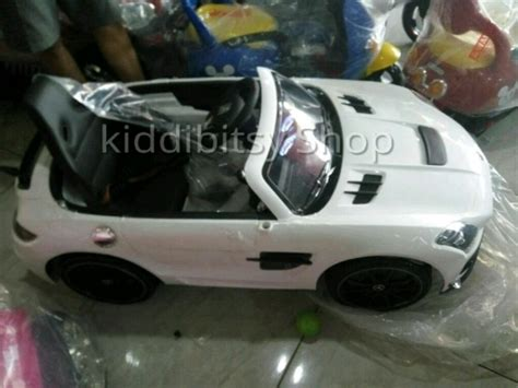 Mobil Mainan Aki Junior X Power 2 Seats Me 2988 jual mercedes sls amg lisensi mainan mobil aki kiddibitsy